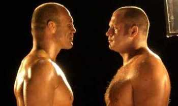 Couture and Fedor