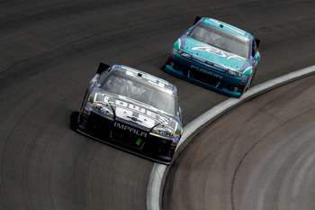 J.J. had another solid run Sunday at Las Vegas