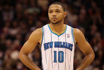 The Hornets thought they might rebuild around Eric Gordon but even that hasn't panned out.