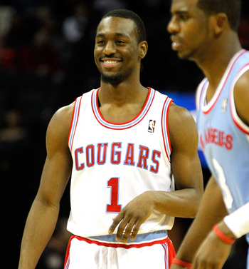 Kemba Walker is one of the few bright spots for the Bobcats.