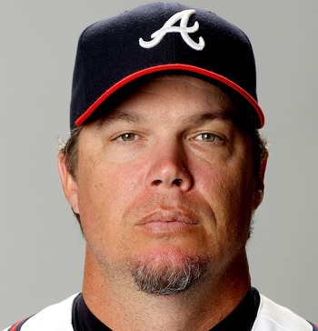 Last gasp for Chipper Jones?