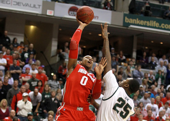 Jared Sullinger and the Ohio State Buckeyes should have an easy time with the Loyola (MD) Greyhounds.