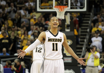 Michael Dixon and the Missouri Tigers will have an easy time with Norfolk State.