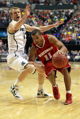 Jordan Taylor and the Wisconsin Badgers should have little trouble against Montana.