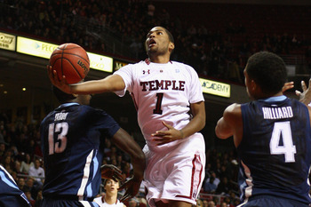 Khalif Wyatt is one of a trio of dangerous guards that lead Temple.
