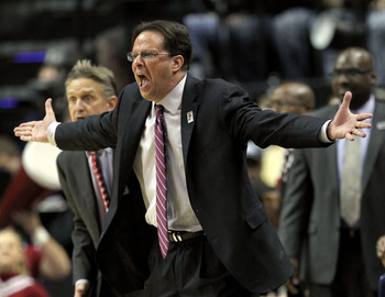 Tom Crean has brought his Indiana program back to life with his energy and basketball acumen. The Hoosiers face a tough underdog in New Mexico State.