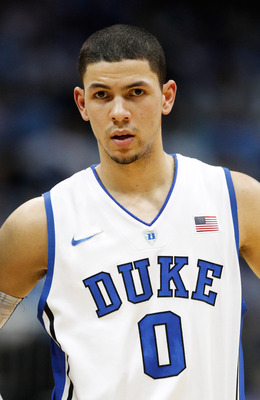 Duke's freshman phenom, Austin Rivers.