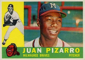 Juan Pizarro was the earliest flamethrower to make the list.