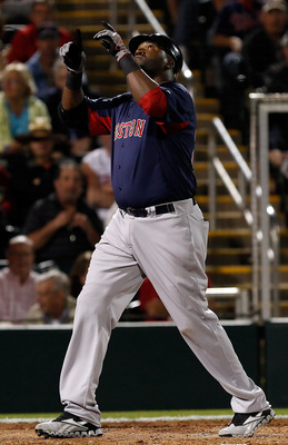 Big Papi is being ignored for the 2012 season.