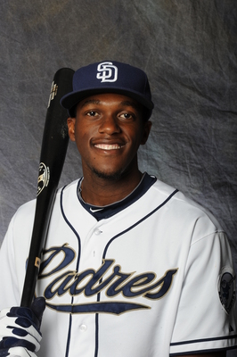 The Padres rewarded Cameron Maybin with a lucrative contract