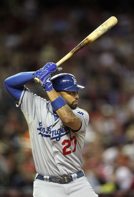 Matt Kemp had an MVP caliber year in 2011