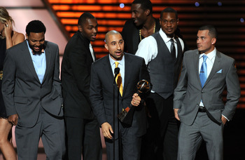 "Last year's ""Best Upset"" ESPY winners, VCU"