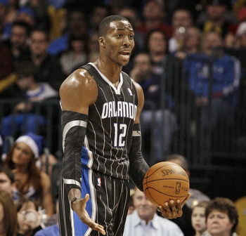 Dwight Howard is likely to leave Orlando- but will it be before tomorrow's deadline?