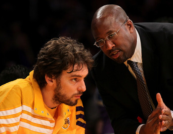 Will Mike Brown be coaching Pau Gasol by the time Friday rolls around?