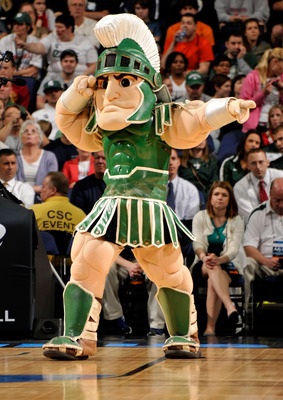 Sparty is fouling too much.