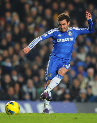 Juan Mata has been Chelsea's best player this season.