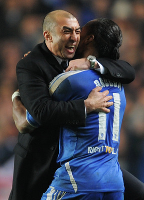 Roberto Di Matteo is a perfect 3-0 so far as interim manager.