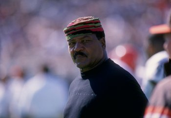 The Browns have won no titles since Jim Brown retired.