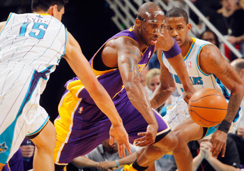 Kobe may see less double teams with addition of Sessions to the lineup.