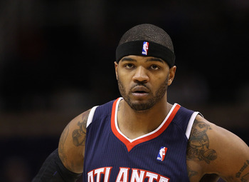 Josh Smith even requested a trade out of Atlanta, but the Hawks didn't make a deal.