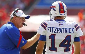 Gailey allows QB Ryan Fitzpatrick to improvise.  He expects the same from Mario Williams.