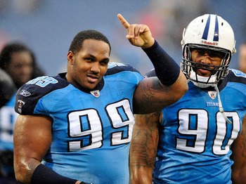Jurrell Casey was clearly one of the Tennessee Titans' best 2011 Draft picks thus far.