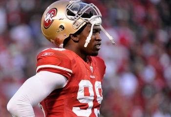 San Francisco's Aldon Smith may have been the single best pick of the 2011 Draft.