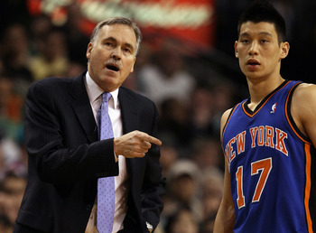Coach Mike D'Antoni suddenly resigned this week from the Knicks.