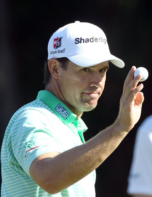 Padraig Harrington has not won since 2008