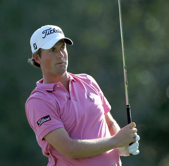 Webb Simpson had two wins in 2011