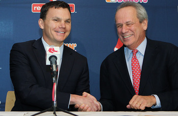 CEO Larry Lucchino and GM Ben Cherington hold Iglesias in very high regard