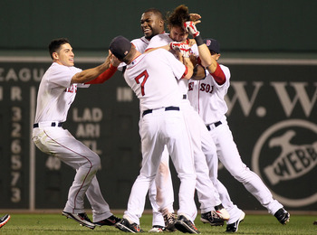 The Red Sox will have a high-powered offense in 2012, easing a potential transition for Iglesias