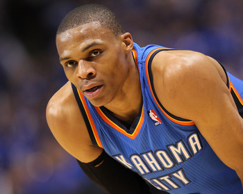 The Thunder could use a backup for all-star Russell Westbrook.