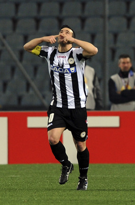 Udinese has lost just one Serie A game this season at Stadio Friuli.