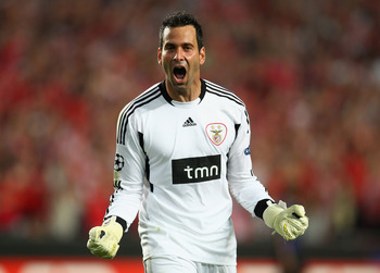 Benfica is 11-0-1 at Lisbon's Estadio da Luz.