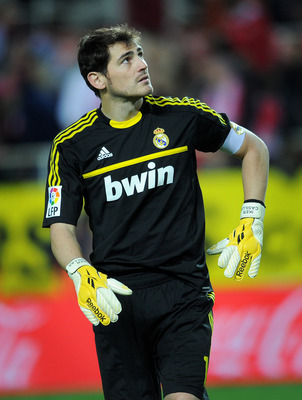 Iker Casillas and Real Madrid are 28-1-2 over the last two seasons in La Liga.
