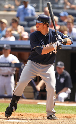Sleeper beware: Gamel could have a breakout season.