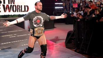 We see Daniel Bryan on both brands, but why not CM Punk?