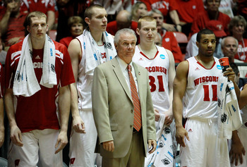 Bo Ryan is hard to beat in March.