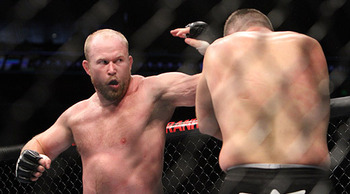 Boetsch/ Scott Petersen for MMAWeekly.com