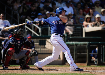 Keeping Josh Hamilton healthy may prevent him from being the everyday centerfielder.