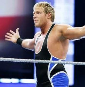 Despite losing his United States title, top overall seed Jack Swagger stands strong.