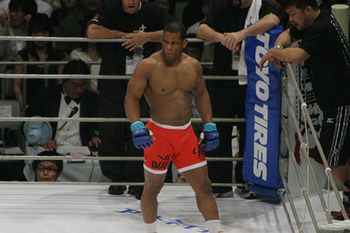 Hector Lombard/ Scott Petersen for MMAWeekly.com