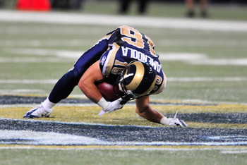 After Danny Amendola was injured early in the Rams' season, the offense failed to mount any type of confidence.