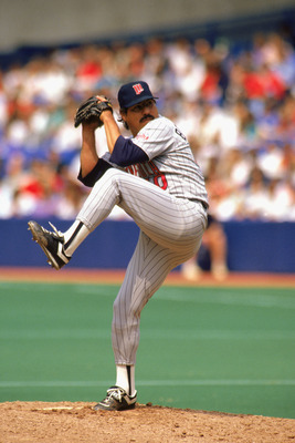 Former Twins pitcher Juan Berenguer