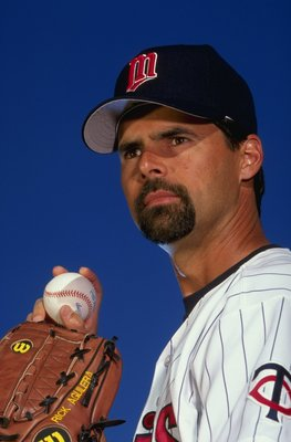Former Twins pitcher Rick Aguilera