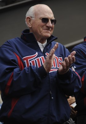 Former Twin Harmon Killebrew