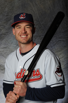Jack Hannahan will likely win the starting third base job for the Indians.