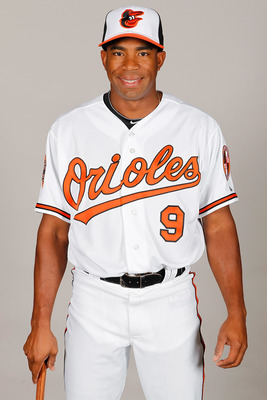 Chavez should bat leadoff for the O's in 2012.