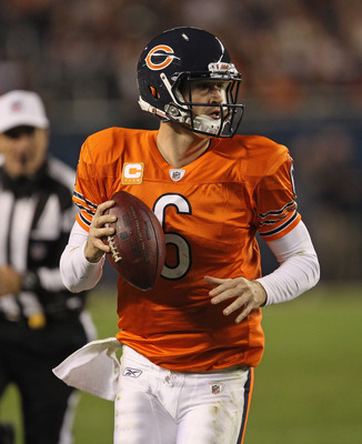 With Blackmon and Marshall, it would be do-or-die time for Cutler in Chicago.